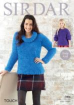 Sirdar Touch - 7806 Sweaters